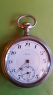 Alpina Pocket Watch, Not Working, Inside Mark 1719