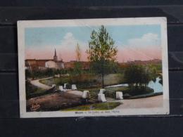 G1 - 31 - Muret - Le Jardin - Au Fond, L'Eglise - Edition R. Durand - Muret