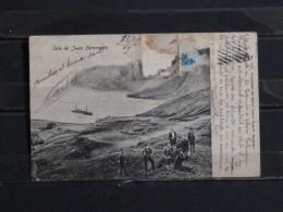 G1 - Chili - Chile - Isla De Juan Fernandez - Envoyée à Madagascar En 1919 - Chili