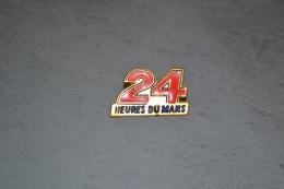 Pin´s 24 Heures Du Mans Sarthe 72 Automobile - Non Classés