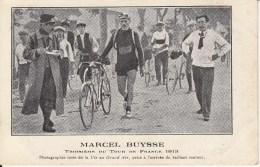 Tour De France 1913  Marcel Buysse - Ciclismo