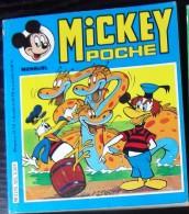 Mickey Poche N° 125 Août 1984 - Disney