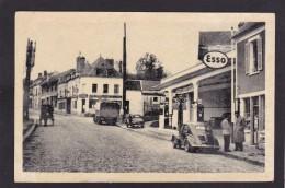 78 - LA QUEUE LEZ YVELINES - Route Nationale -  - CPSA - Neuve - Collection Bouttier Cliché S P S - Francia