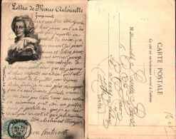 Lettre De Marie Antoinette - Geschiedenis