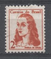 Brazil 1967, Scott #1037 Marilla De Dirceu (U) - Brésil