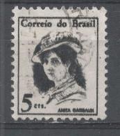 Brazil 1967, Scott #1039 Anita Garibaldi (U) - Brésil