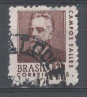 Brazil 1967, Scott #1064 Brazilian President, Campos Salles (U) - Brésil