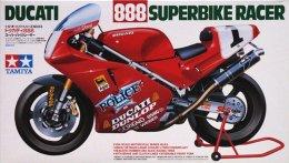 Ducati Superbike Racer   1/12  ( Tamiya ) - Motorcycles
