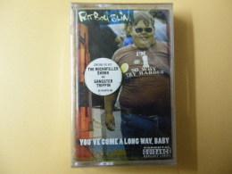 FAT BOY SLIN K7 AUDIO ENCORE EMBALLE VOIR PHOTO...ET REGARDEZ LES AUTRES (PLUSIEURS) - Audio Tapes