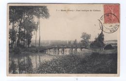 Hem Pont Rustique Du Château - Andere Gemeenten