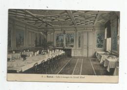 Cp , Hôtels & Restaurants , Salle à Manger Du GRAND HÔTEL , 88 , BAINS , Voyagée - Hotels & Restaurants