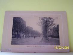 PARIS (12°ARRONDISSEMENT) AVENUE DE SAINT-MANDE. - Arrondissement: 12