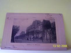 PARIS (12°ARRONDISSEMENT) AVENUE DU BEL-AIR. - Arrondissement: 12