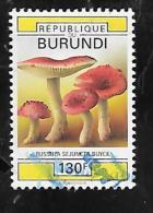 TIMBRE OBLITERE DU BURUNDI DE 1992 N° MICHEL 1754 - Burundi