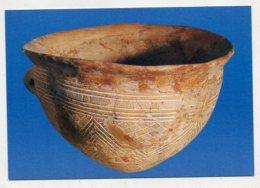 MALTA - AK 272609 Valletta - Museum Of Archaeology -  Bowl ... - Tarxien C. 2500 BC. - Malta