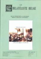 LE PHILATELISTE BELGE, DERNIERE SERIE N°7 à 12 (6 Numéros) 9-2013, 12-2013, 3-2014, 6-2014, 9-2014 Et 12-2014 - Etat TB - Français (àpd. 1941)