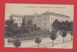 Nantes Doulon --  Hopital Militaire Broussais - Nantes