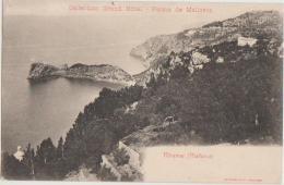 CPA ESPAGNE BALEARES MALLORCA Miramar Timbre Stamp Tampon Mark 1904 - Mallorca