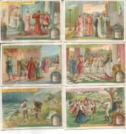 6 Chromos Liebig : Le Conte D'hiver De Shakespeare - Liebig