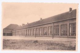 Cpsm Montignies S/s  école - Charleroi