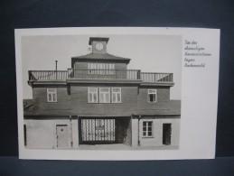 "CPA   Allemagne  "" Konzentations Lagers Buchenwald ""  Voyagé - Autres"