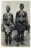 NUS - Cap - Zulu Flappers - Seins Nus - Afrique Du Sud, Est, Ouest