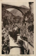 GORGES  DE  LA  ROYA  LIGNE  NICE-CONI      (VIAGGIATA) - Breil-sur-Roya