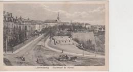 LUXEMBOURG / BOULEVARD DU VIADUC - Luxembourg - Ville