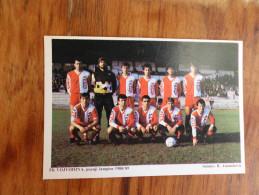 FK Vojvodina  Autumn Champion 1988 89 Jugoslavija - Soccer