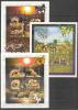 Animals 1997 COB BL120/125 MNH - Zaire