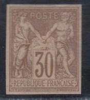 FRANCIA/COLONIAS - Yvert#26 - MLH * - Francia (antiguas Colonias Y Protectorados)