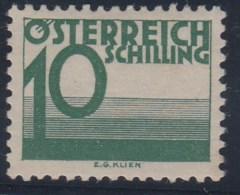 AUSTRIA 1925/34 - Yvert #154 - MLH * - Ongebruikt