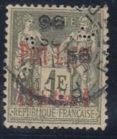 FRANCIA/PUERTO LAGOS - Yvert #6 - VFU - Puerto Lagos (1893-1931)