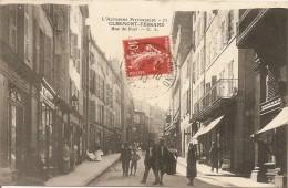 63  Puy De Dôme  :  Clermont  Ferrand     Rue  Du  Port      Réf 1865 - Clermont Ferrand