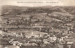 69  Rhône  :   Ste Foy-l' Argentière    Vue  Générale    Réf 1868 - France
