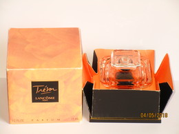 Flacon Factices Dummy Parfum Flacon TRÉSOR De LANCOME  1/2 FL/OZ USA +  Boite - Fakes