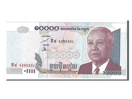 Cambodge, 10 000 Riels Type Roi Sihanouk - Cambodia