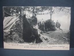 "CPA  Première Guerre Mondiale  "" Campagne 1914-1916 - Geschiedenis"