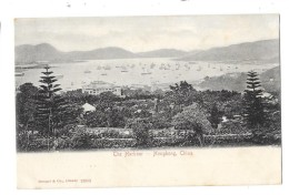 HONGKONG (Chine) Vue D'ensemble Du Port - Chine (Hong Kong)