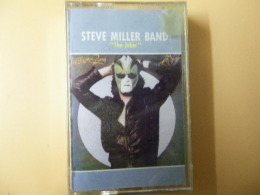 STEVE MILLER BAND K7 AUDIO ENCORE EMBALLE VOIR PHOTO...ET REGARDEZ LES AUTRES (PLUSIEURS) - Audio Tapes