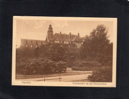 61637   Germania,  Copenick,  Promenaden An Der Kornerschule,  NV - Koepenick