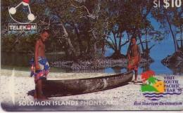 TARJETA TELEFONICA DE ISLAS SALOMON (03SIC).