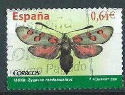 ESPAGNE SPANIEN SPAGNA SPAIN ESPAÑA 2010 BUTTERFLIES MARIPOSAS III 0.64€ ED 4535 YV 4182 MI 4476 SG 4535 SC 3686 - 1931-Today: 2nd Rep - ... Juan Carlos I