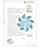 France 2016 - Document Philatélique - Europa Think Green - Documenten Van De Post