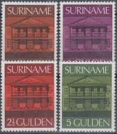 Surinam 1975 Nº630/34 Nuevo - Surinam