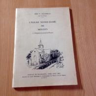 L´église Notre-Dame De Mousty à Ottignies-Louvain-la-Neuve - CHAMBILLE, Abbé V. - 3. Frühe Neuzeit (vor 1789)