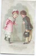 Mini-Chromo/ Eau De Toilette/Le Cosmydor/Civilités/  Vers 1880-85     IMA182 - Autres