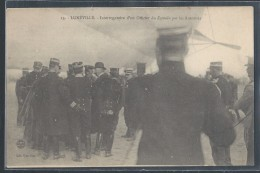 CPA 54 - Lunéville, Interrogatoire D'un Officier Du Zeppelin Par Les Autorités - Luneville