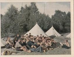 Photo 148 SALEM - 3ème Reich - Allemands Et  Italiens -  Camp étudiant Sur La Mer Baltique - Documenti