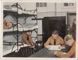 Photo 149 SALEM - 3ème Reich - Garde Dans La Maison De Berlin Jeunesses Hitlériennes - Propagante Nazi - Documenti